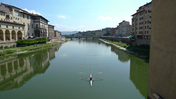View from the Pontevecchio