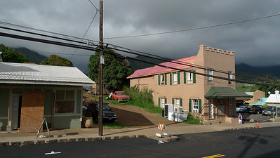 Wailuku (Maui) morning